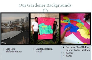 Our Gardener Backgrounds Image